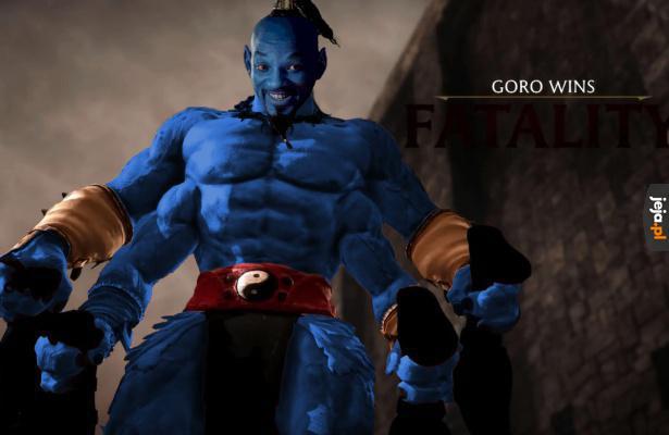 Nowe Mortal Kombat zapowiada się świetnie