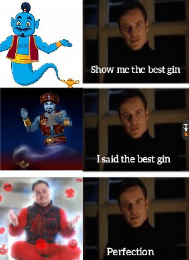 Idealny dżin