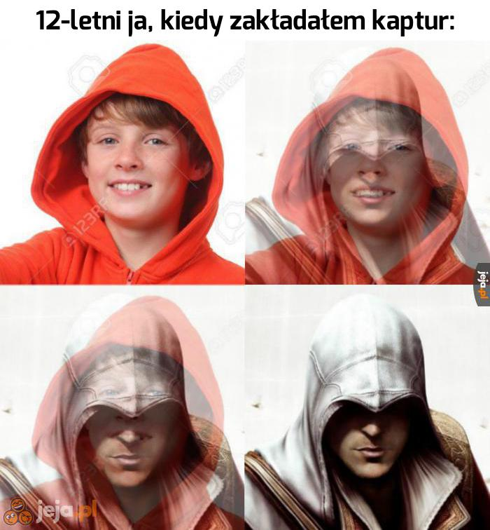 Jestem Ezio!