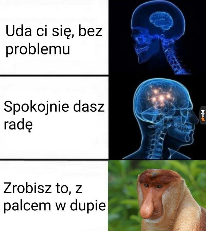 Janusz motywator