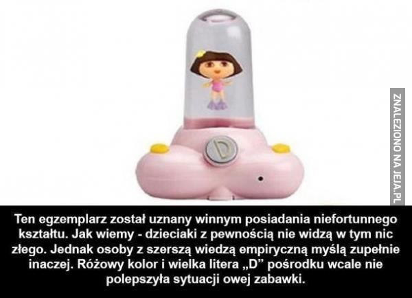 Najbardziej obraźliwe zabawki cz. 6