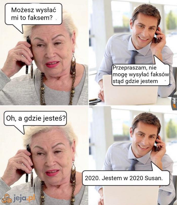 Przyszłość jest dziś, Susan