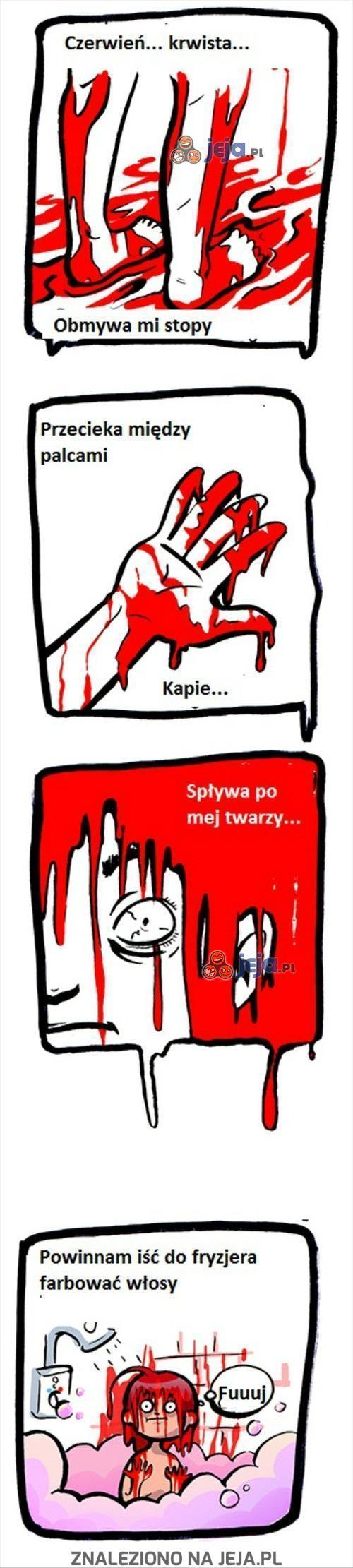 Krwawa historia