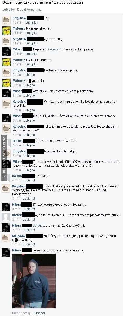Trolling - Level Facebook