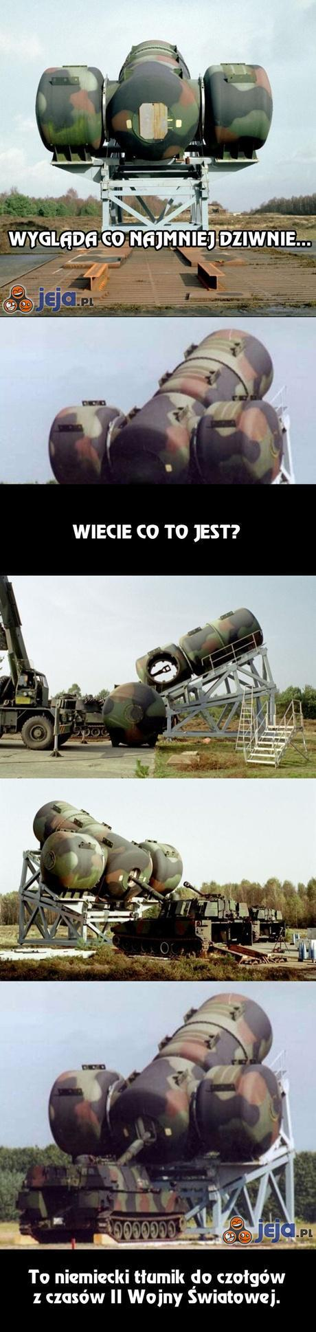 Niemiecki wynalazek przyprawia o kompleksy