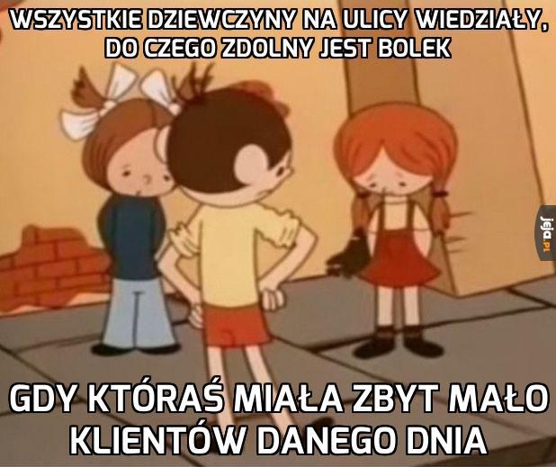 Bolek - Król alfonsów