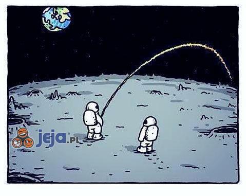 Gdybym tylko poleciał na Księżyc