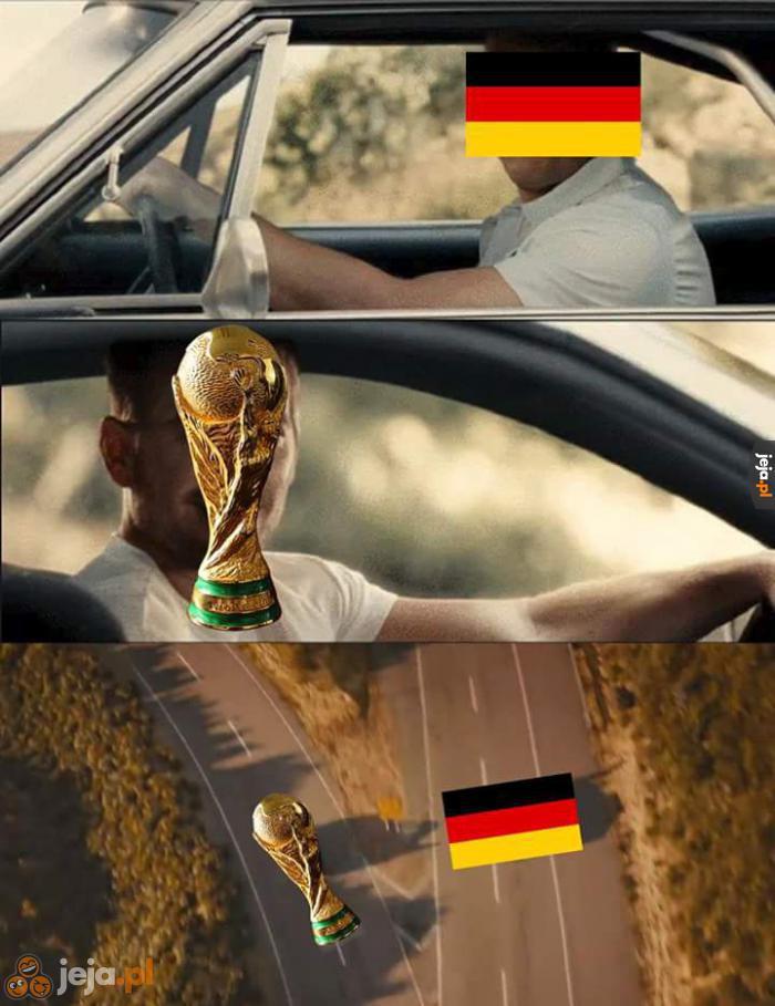 Niemcy vs Mundial
