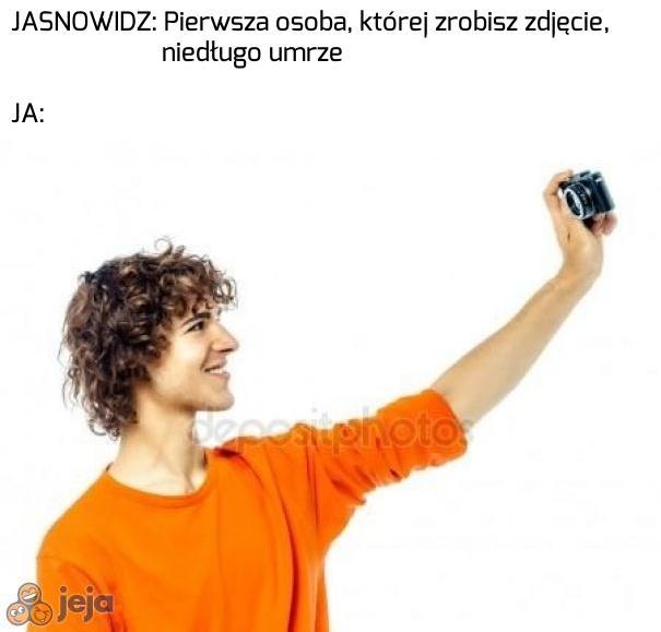 No to selfiaczek