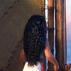 Kiedy masz długie włosy