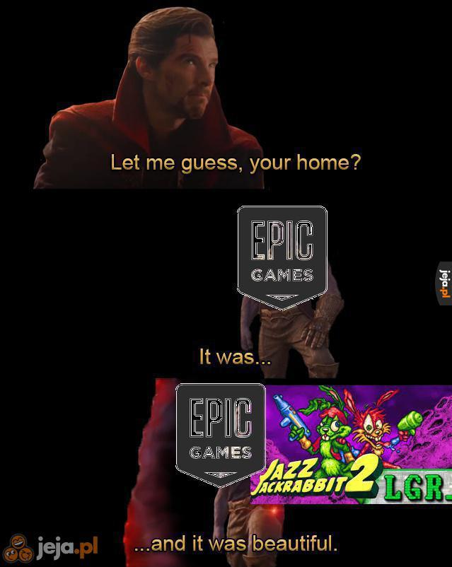 Możesz nie znać tej gry, ale nie nazywaj się graczem