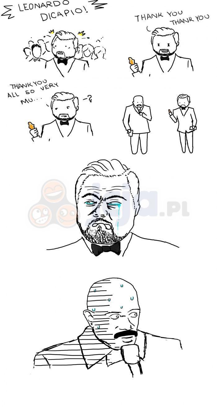 Najgorszy koszmar Leonardo