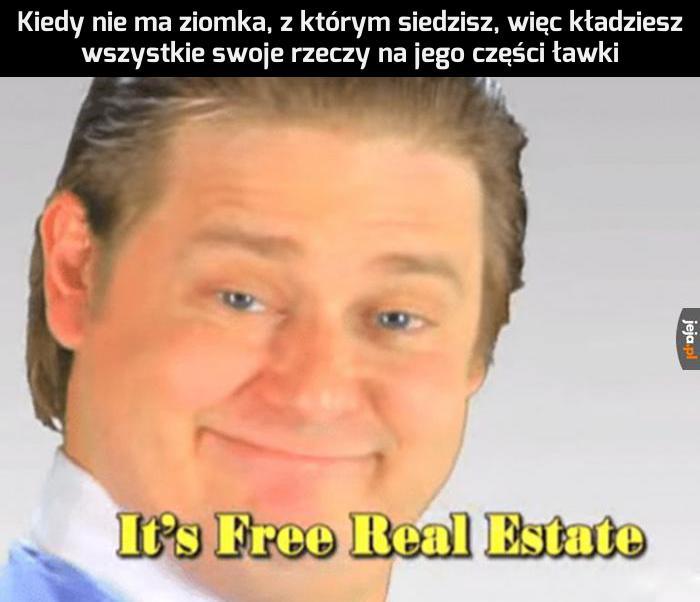 Wolna nieruchomość