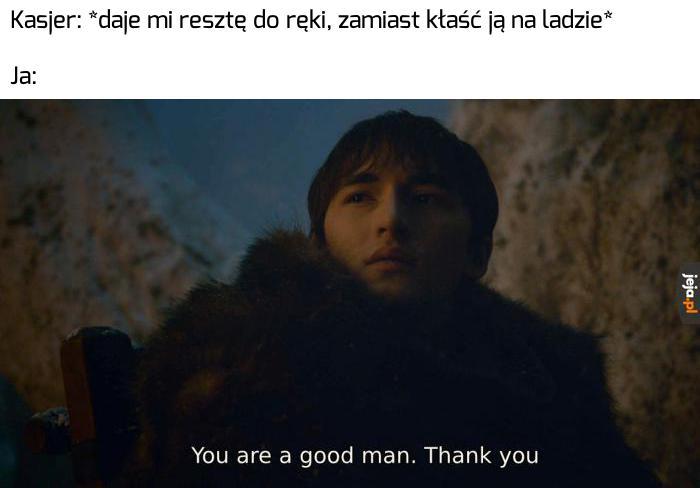 Dobry z niego człowiek