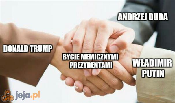 Jedność rosyjsko-polsko-amerykańska