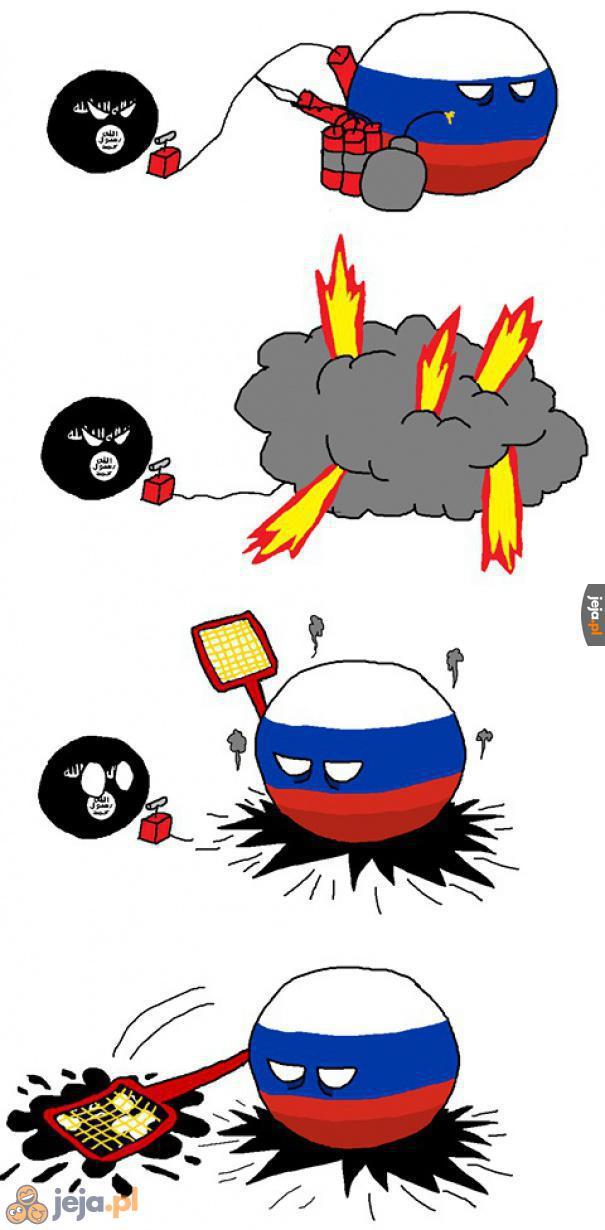 Rosja się nie patyczkuje