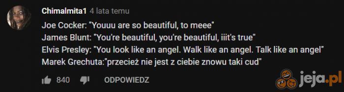 Grechuta > reszta polskich artystów