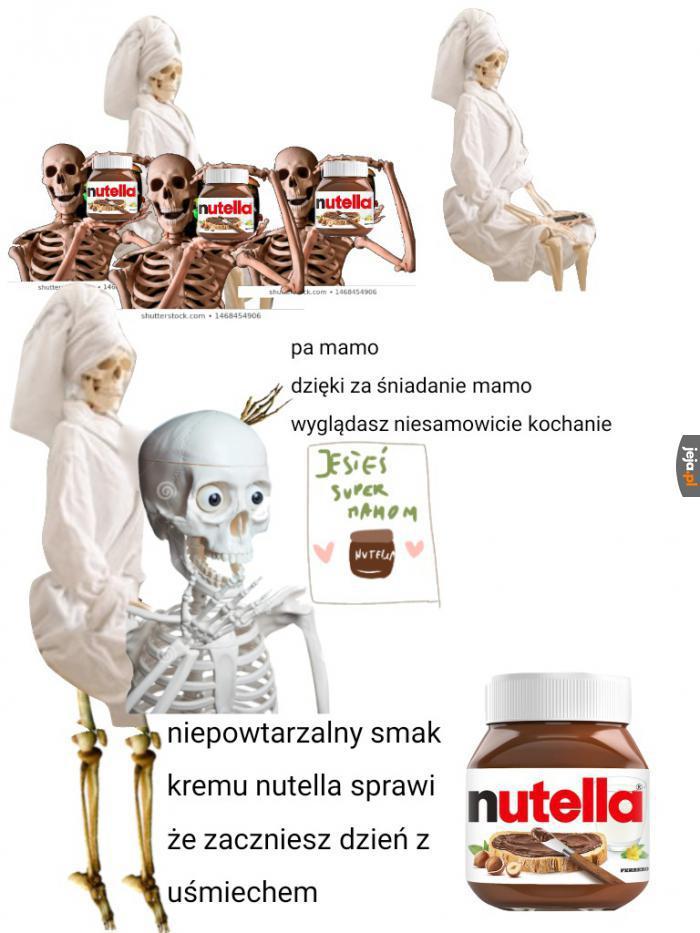 Nutella - po prostu musisz ją żreć