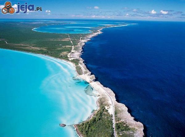 Tam, gdzie Karaiby łączą się z Atlantykiem