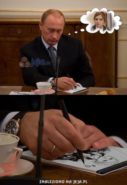 Putin ma już coś innego z Ukrainy na oku