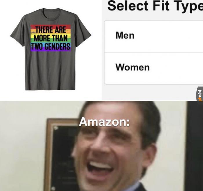 Amazonowe śmieszki