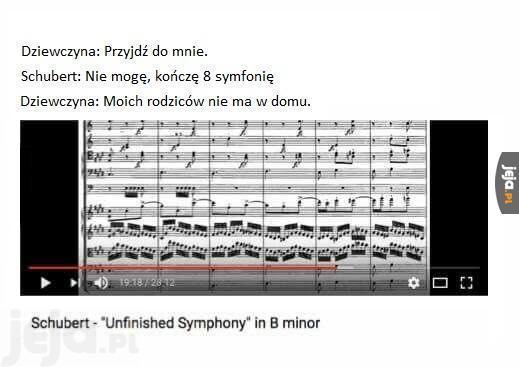 Niedokończona symfonia