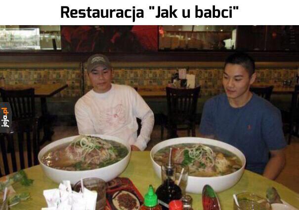 Porządne porcje