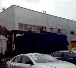 A za brzydkie parkowanie...