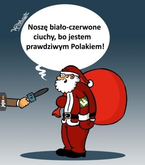 Mikołaj patriota