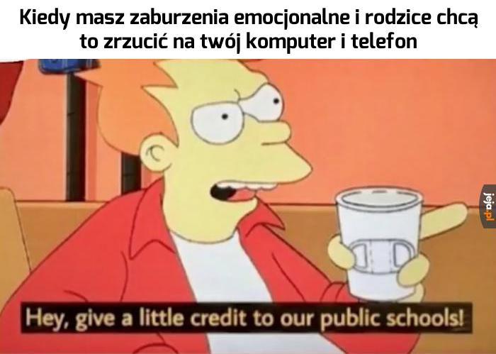 Nie zapomnijcie o szkole!