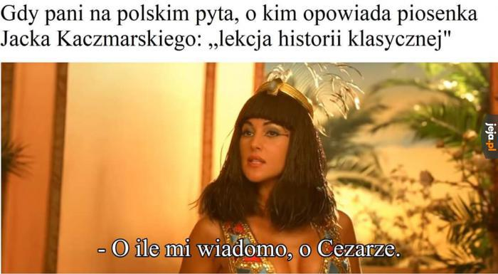 Cezar, Cezar...