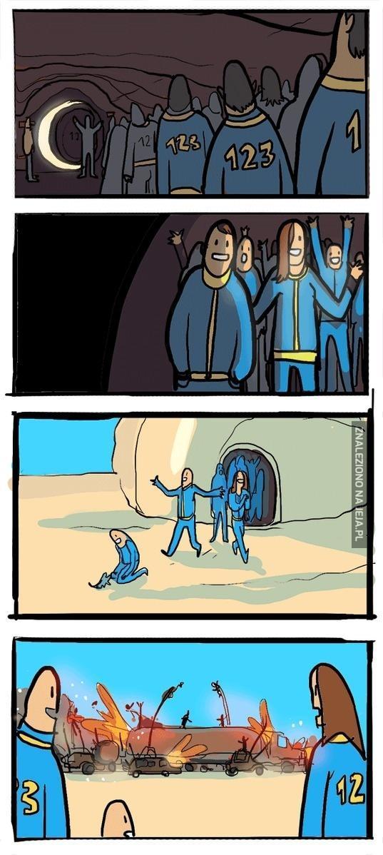 Po apokalipsie...