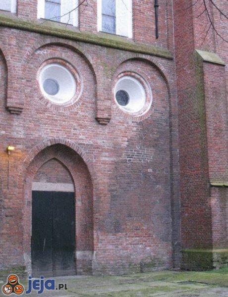 Wrota kościoła
