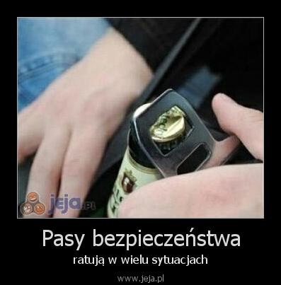 Pasy bezpieczeństwa