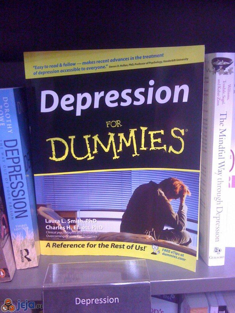 Depresja dla początkujących