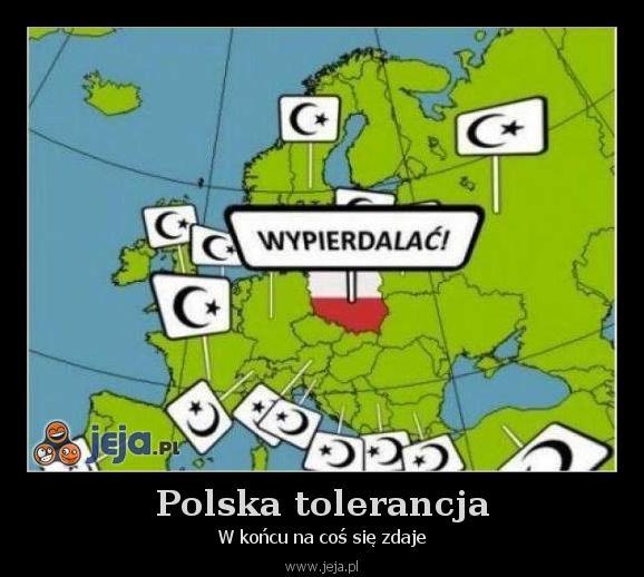 Polska tolerancja