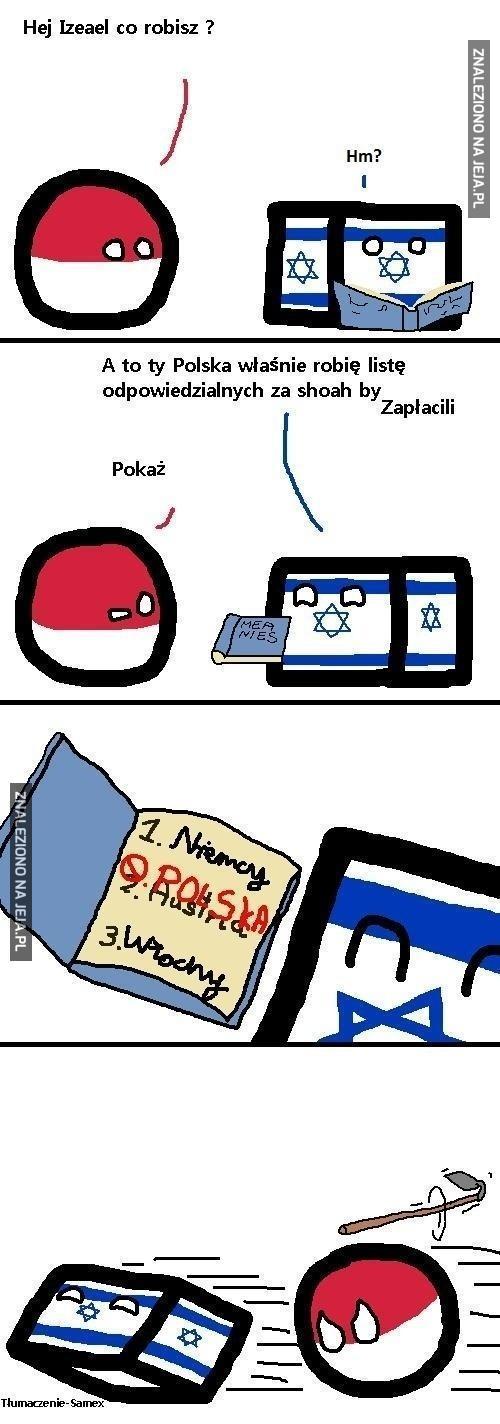 Stosunki polsko-izraelskie