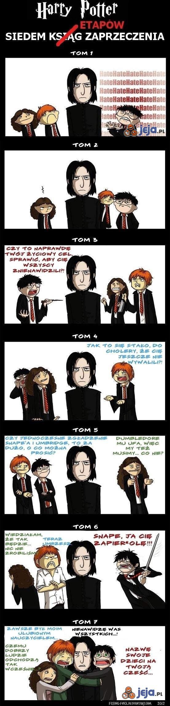 Snape w 7 tomach