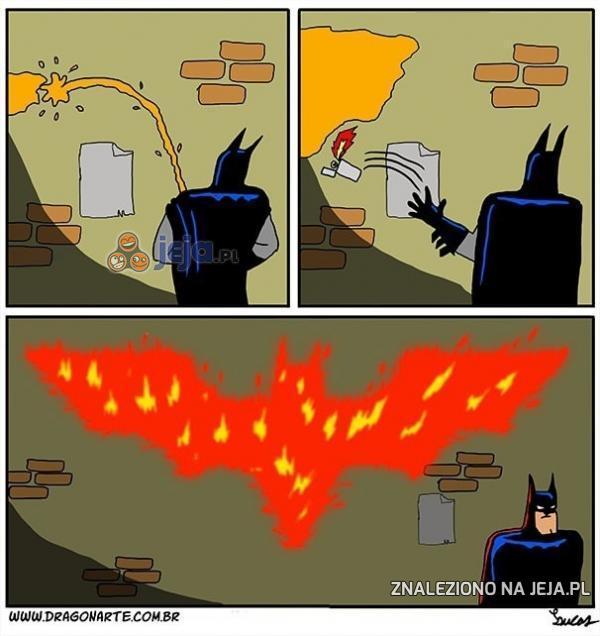 Batman co Ty wyprawiasz?
