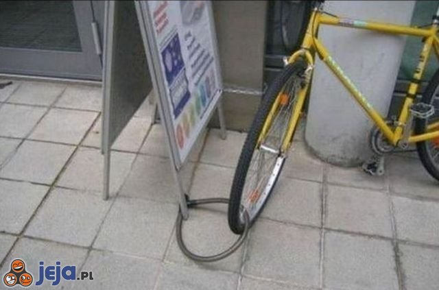 Jak zabezpieczać rower?