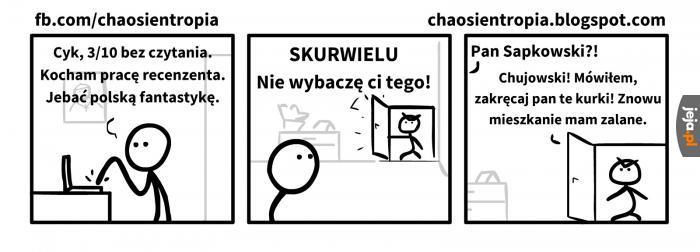 A Ty co sądzisz o polskiej fantastyce?