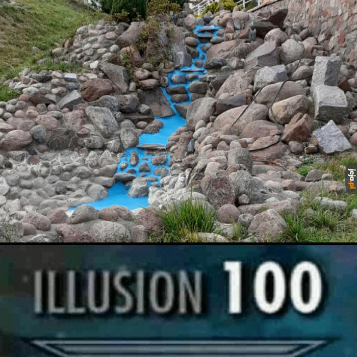 Woda... chyba