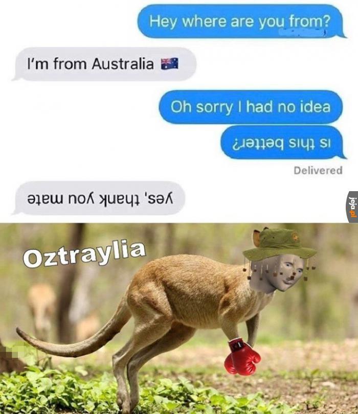 Jak rozmawiać z Australijczykiem