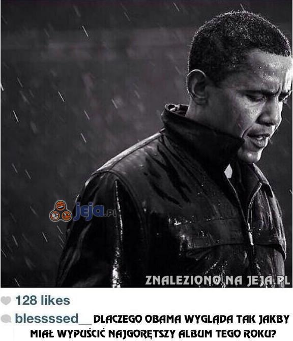 Obama przerzuca się na muzykę