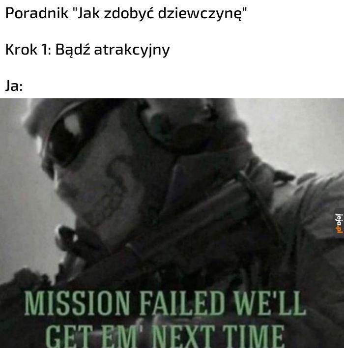 Misja nieudana