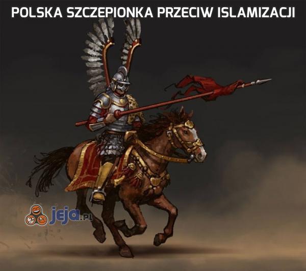 Polska szczepionka przeciw islamizacji