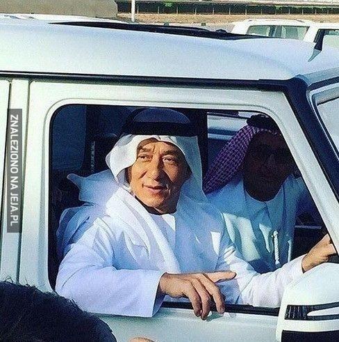Jackie Abdullah ibn Chan