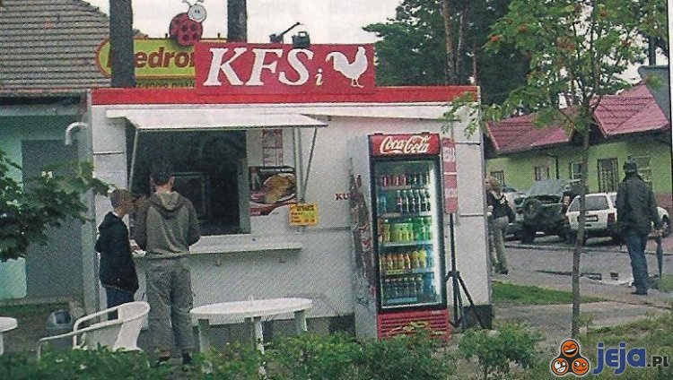 Konkurencja KFC