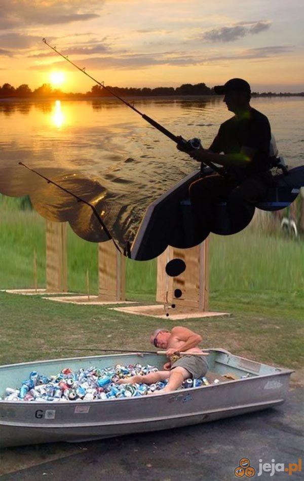 Wypad na rybki