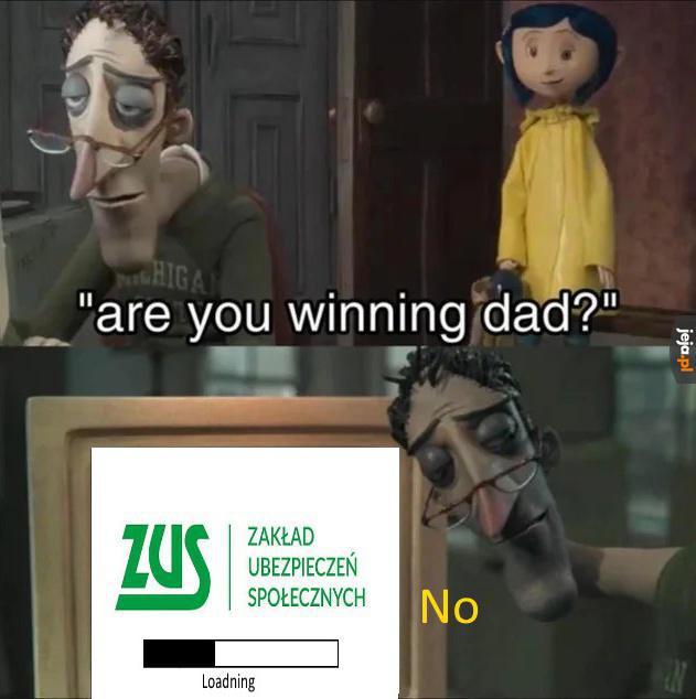 W to jeszcze nikt nie wygrał